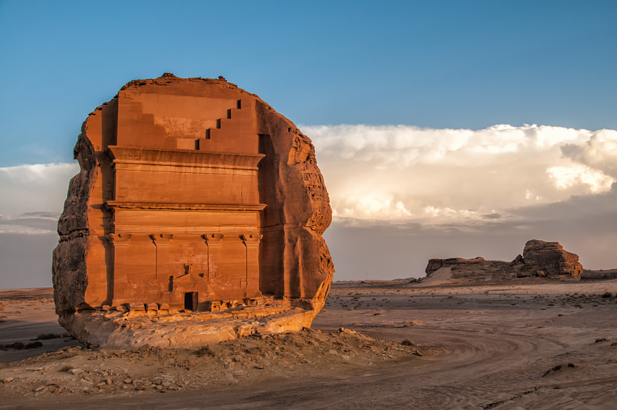 Al-Fareed - Mada'in Saleh - Saudi Arabia by Anwar Yafai on 500px.com