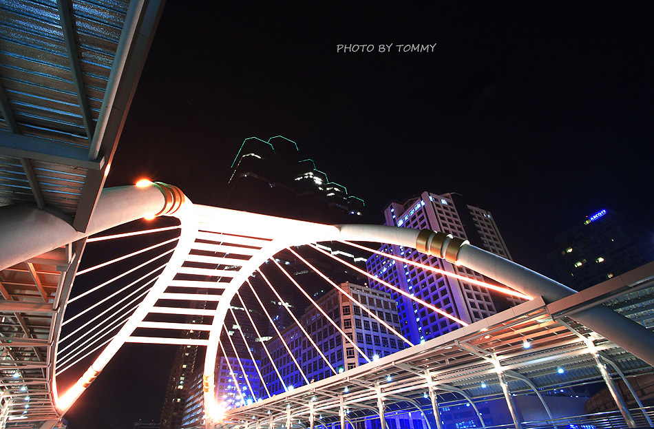 Photograph bangkok sirom by Tommy Kasay on 500px