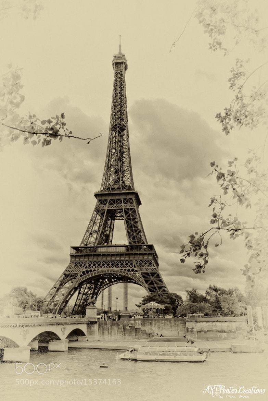 Photograph Paris... by Manu Garcia on 500px
