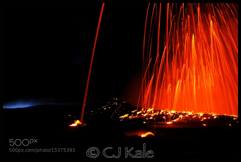 Photograph Lava Light by Cj Kale on 500px