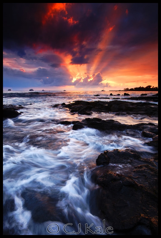 Photograph Kona Beams! by Cj Kale on 500px