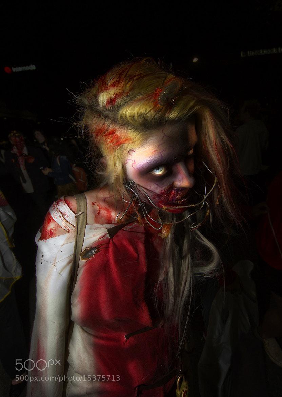 Photograph Zombie walk by Wei Titan Xu on 500px