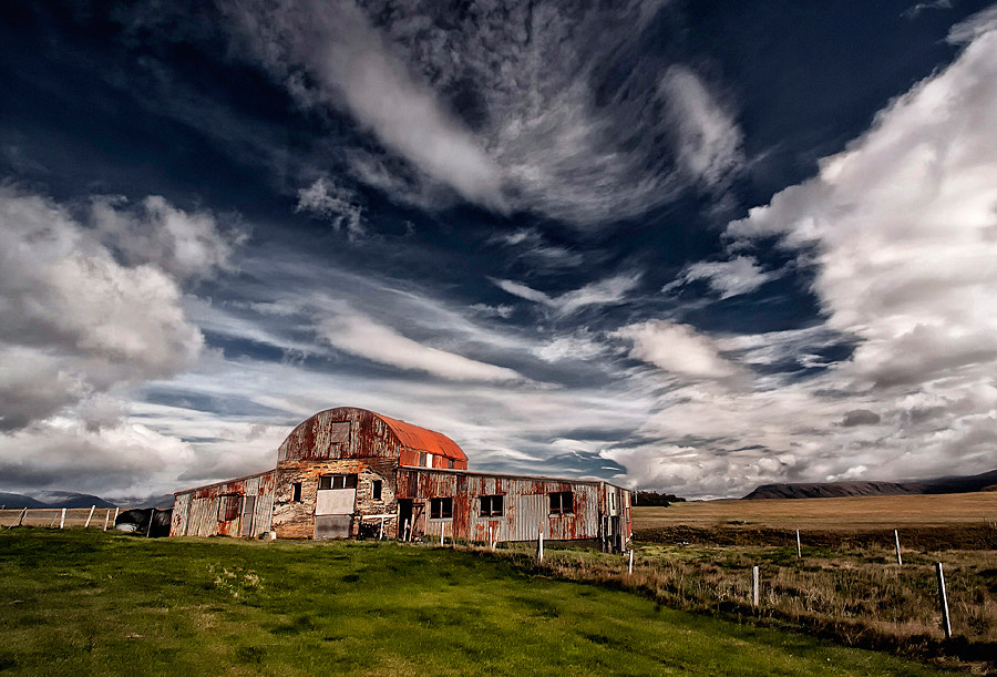 Photograph Old Barn by Þorsteinn H Ingibergsson on 500px