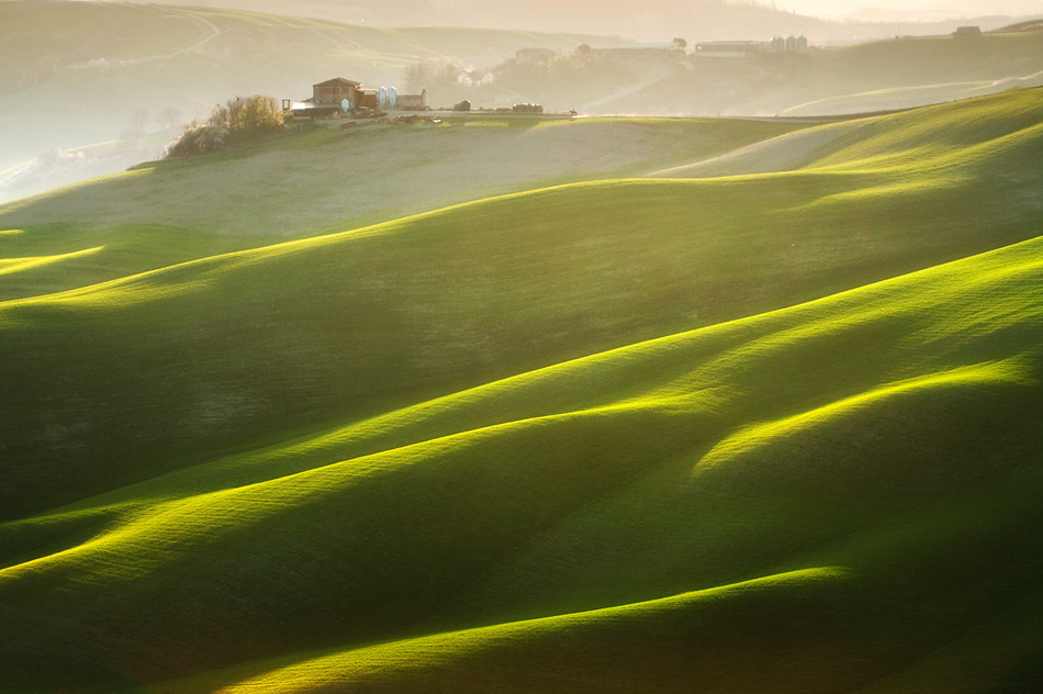 Photograph Old farm by Marcin Sobas on 500px
