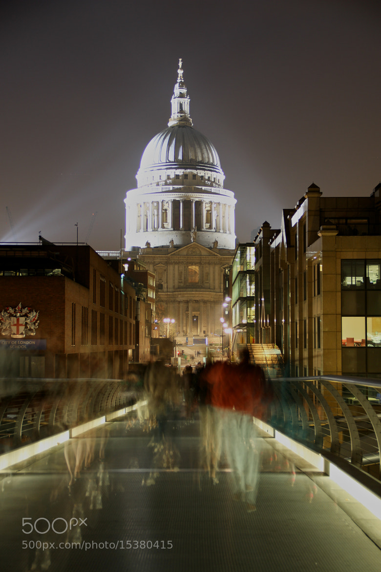 Photograph St Paul's Cathedral by Tony Shearer on 500px