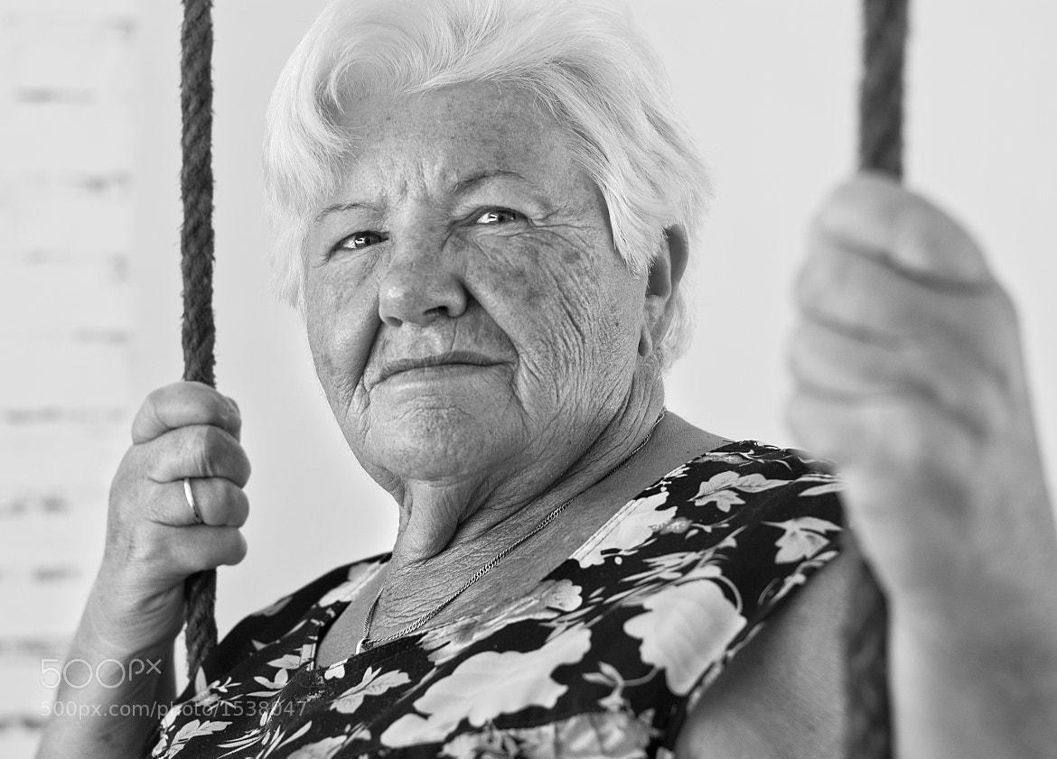 Photograph Grandma by Bruno Escalona on 500px