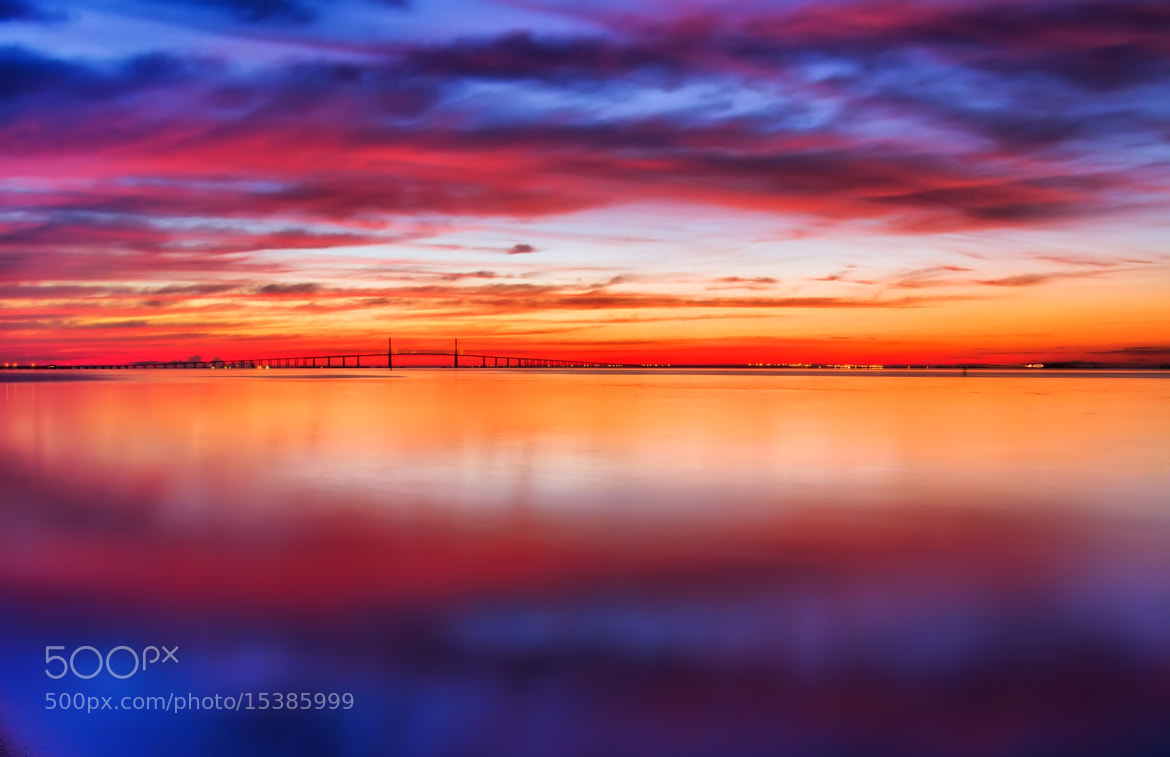 Photograph Fort DeSoto Sunrise by Scott Helfrich on 500px