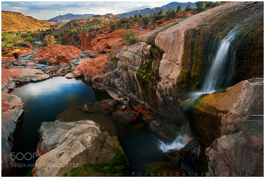 Photograph Gunlock Desert by Michael Dalberti on 500px