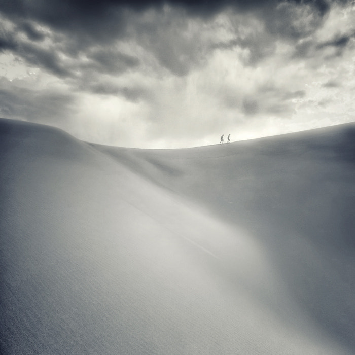 Photograph desert's calling by Maximilian & Christian Baeuchle on 500px