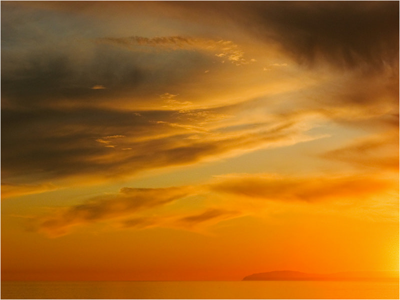 Photograph G Sunset at C by Mirza Ajanovic on 500px