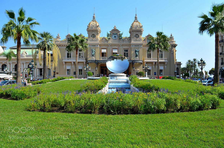 Photograph Monte Carlo Casino by Tcaciuc Sorin on 500px