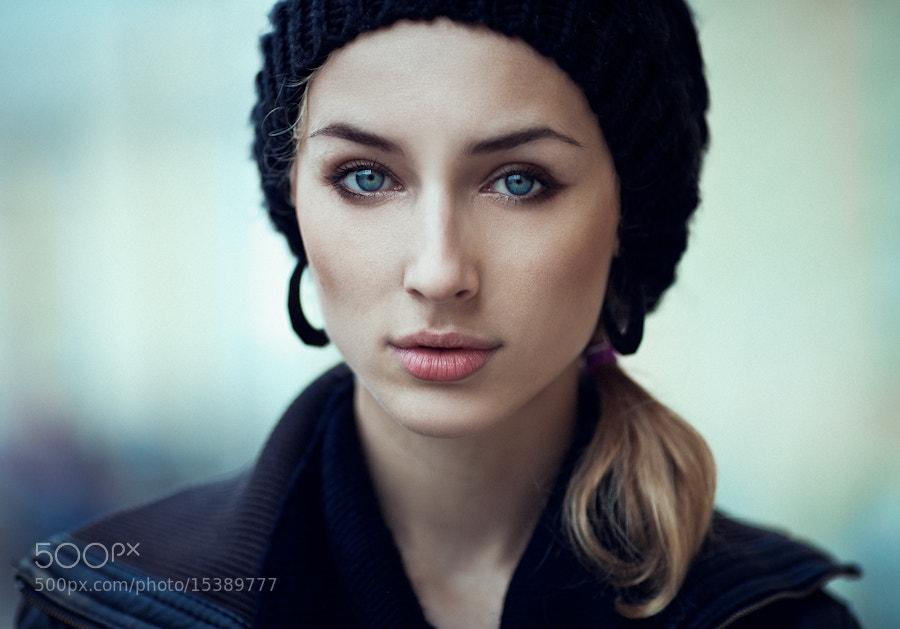 Photograph Vicky by Dmitriy Chursin on 500px