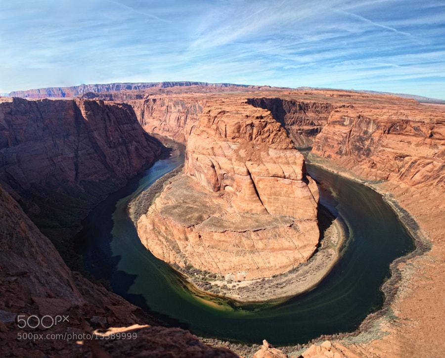 Photograph Horseshoe Bend | Arizona by Matthias Huber on 500px