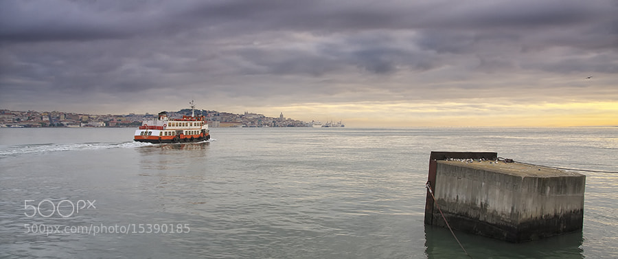 Photograph postcard @ lisbon by Pedro Damásio on 500px
