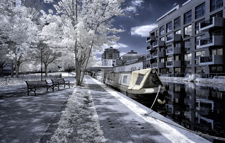 Grand Union Canal Infrared