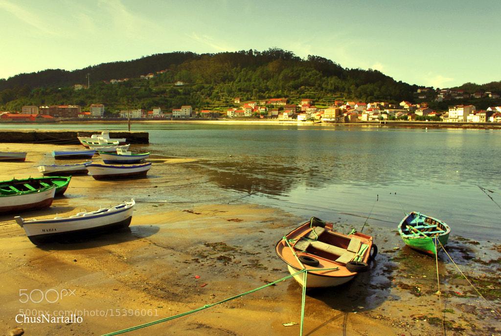 Photograph Muros (A Coruña) by Chus Nartallo on 500px