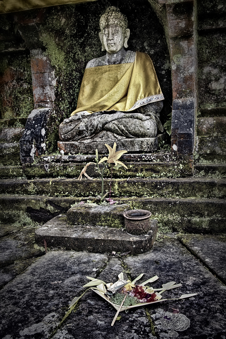 Photograph Balinese Buddha by Tom Coyner on 500px