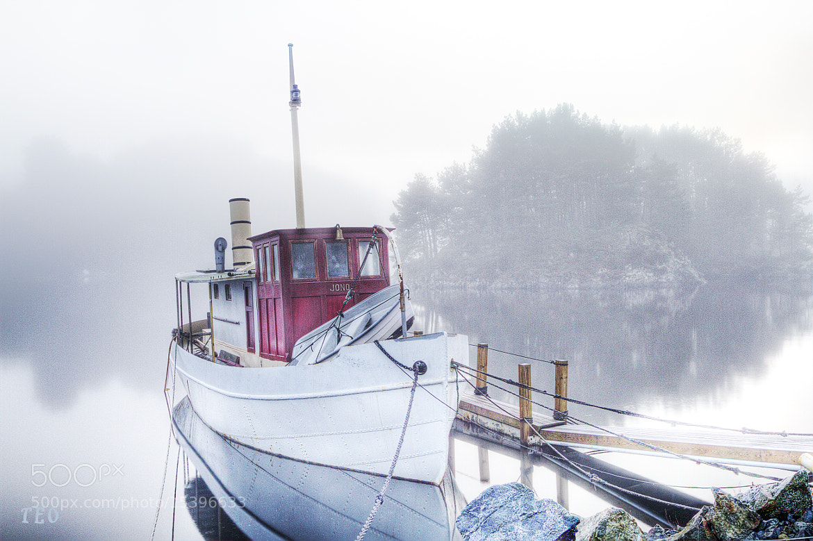 Photograph Misty by Lars Hellebø (Teo) on 500px