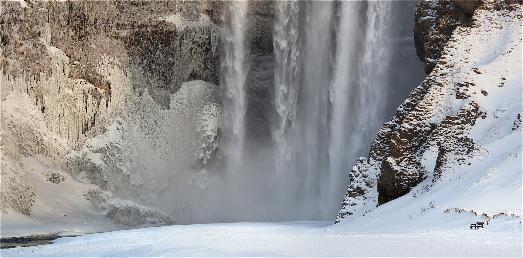 Photograph Skogafoss waterfall, Iceland by Yury Pustovoy on 500px