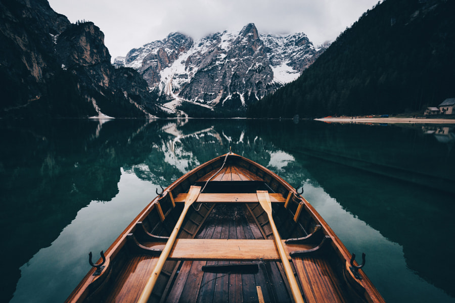 Ready to paddle? by Johannes Hulsch on 500px.com