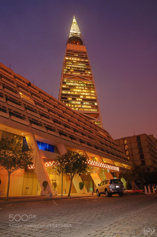 Photograph Al_Faisaliah by Fahad Alshelaly on 500px