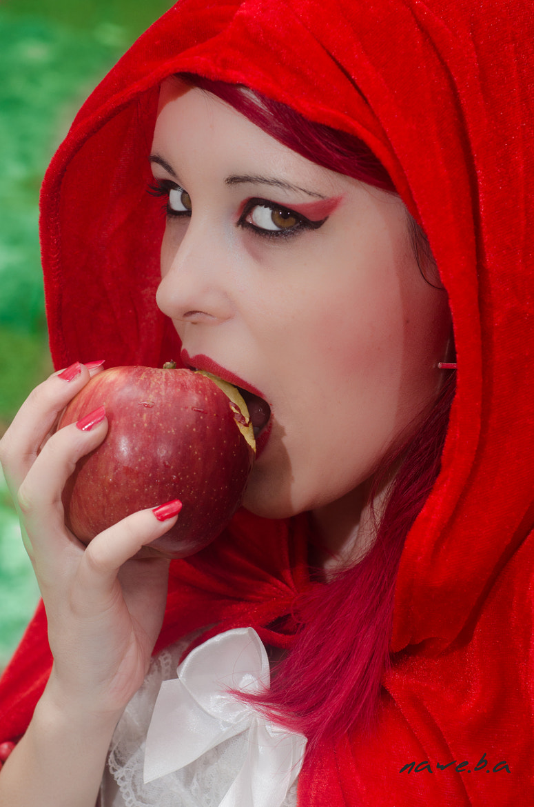 Photograph grown-up Little Red Riding Hood II by nahuel baz andrade on 500px
