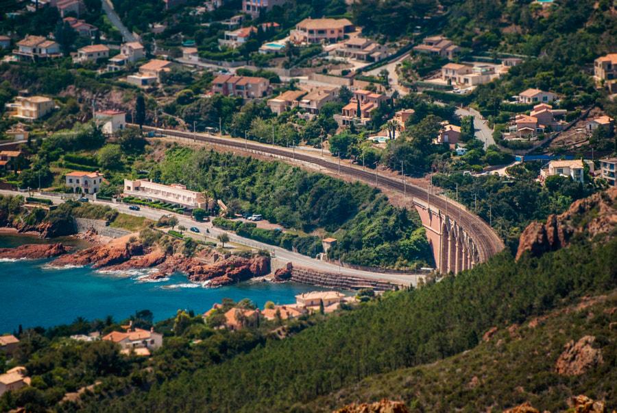 Viaduct Anthéor of Valoo on 500px.com
