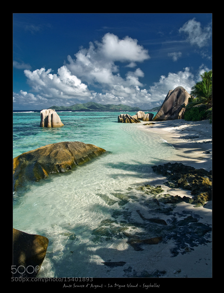 Photograph Anse Source d`Argent - La Digue Island - Seychelles 2009 by Patrick Jaussi on 500px