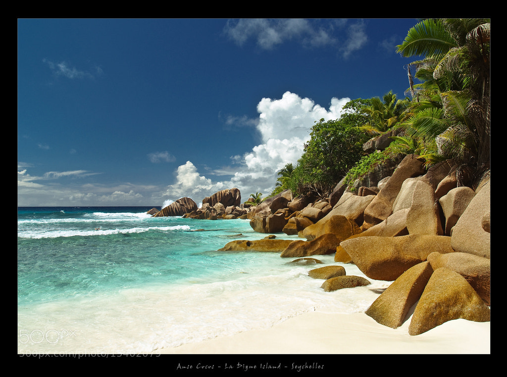 Photograph Anse Cocos - La Digue Island - Seychelles 2009 by Patrick Jaussi on 500px