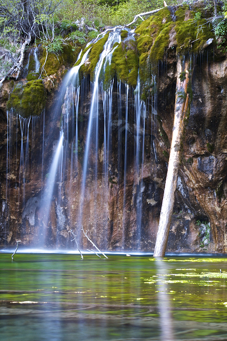 Photograph Hanging Lake, Colorado by Eric Abbott on 500px