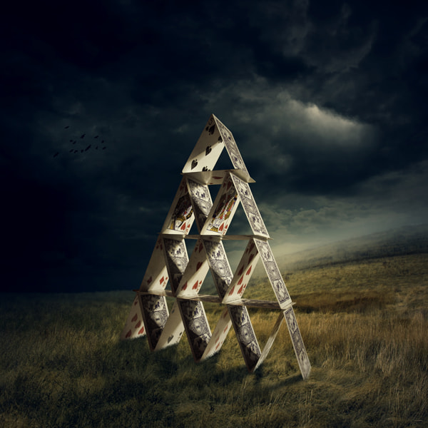 Photograph House of Cards by Zoltan Toth on 500px