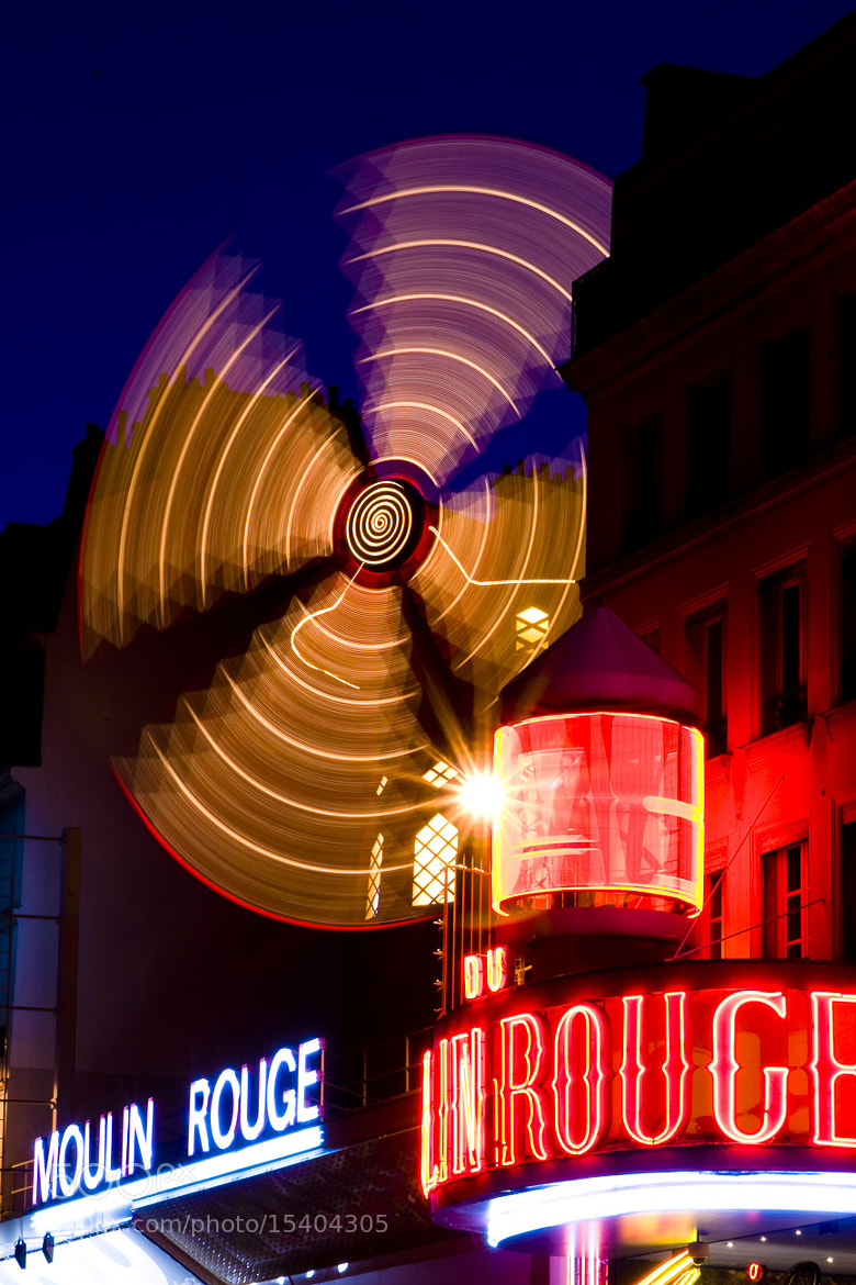 Photograph Moulin Rouge by Niklas Hjelm on 500px