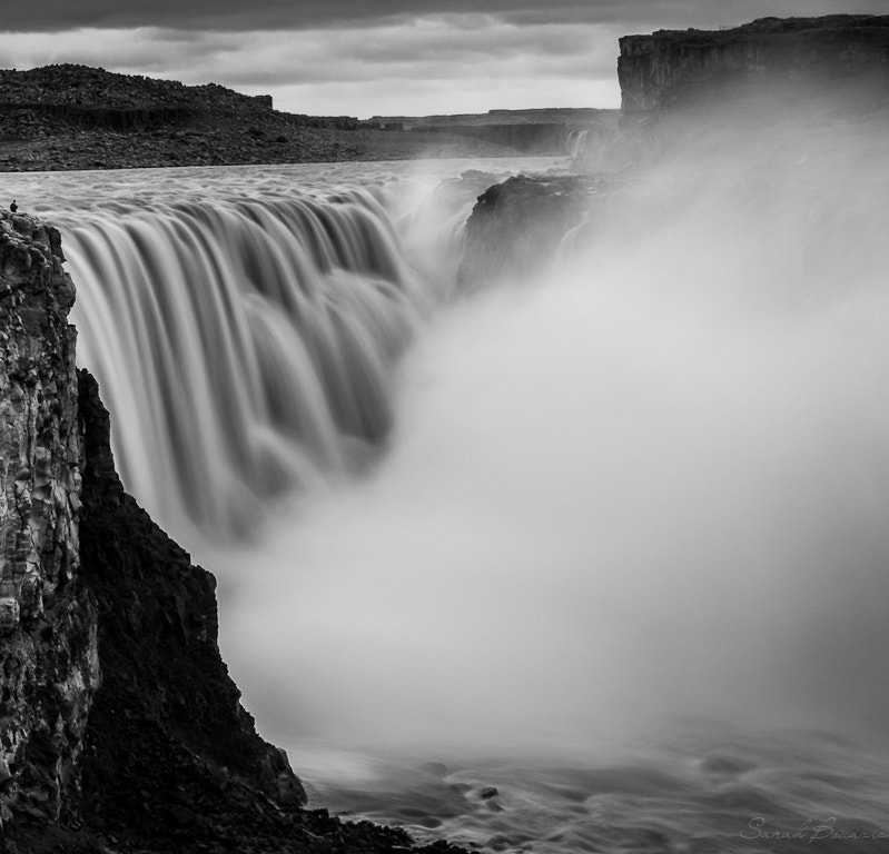 Photograph Dettifoss, Iceland by Sarah Bouaziz on 500px