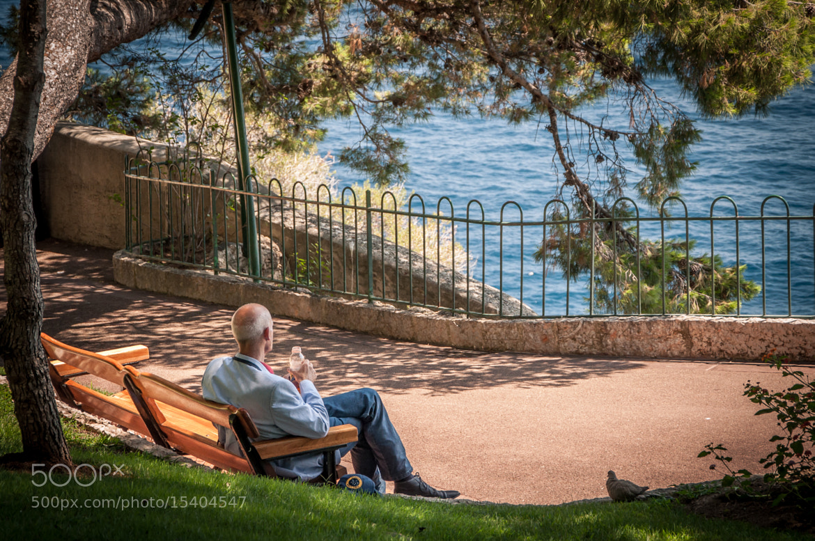 Photograph The old man and the sea by Vincenzo Consales on 500px