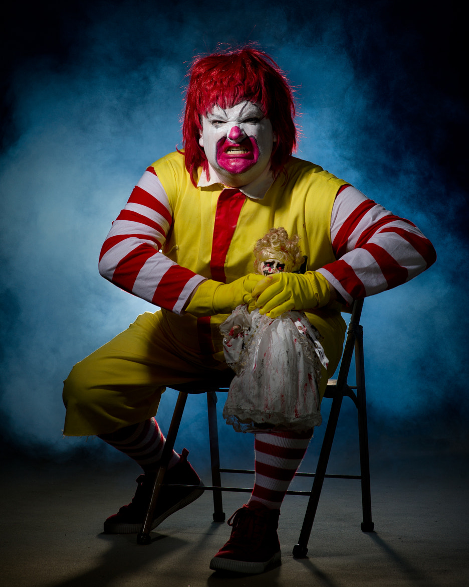 Photograph Murder McDonald by Almighty  Whitey on 500px