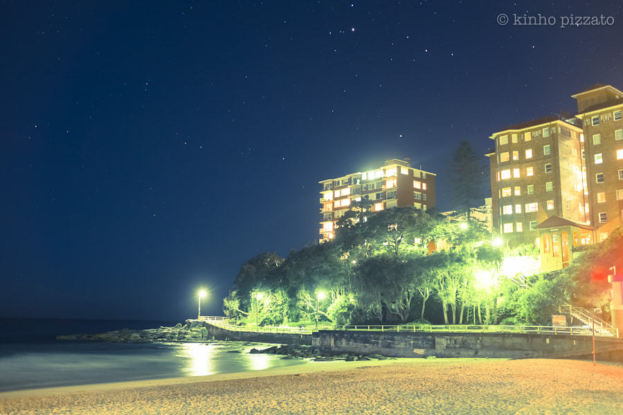 manly @ night