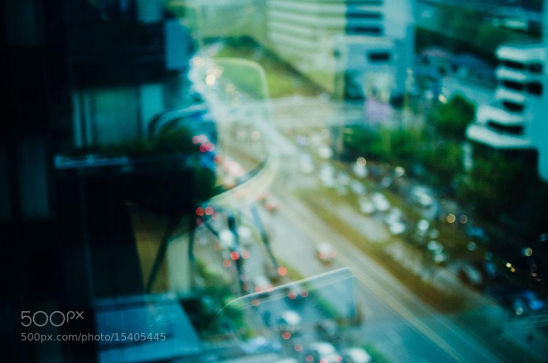 Photograph Traffic by Bady qb on 500px