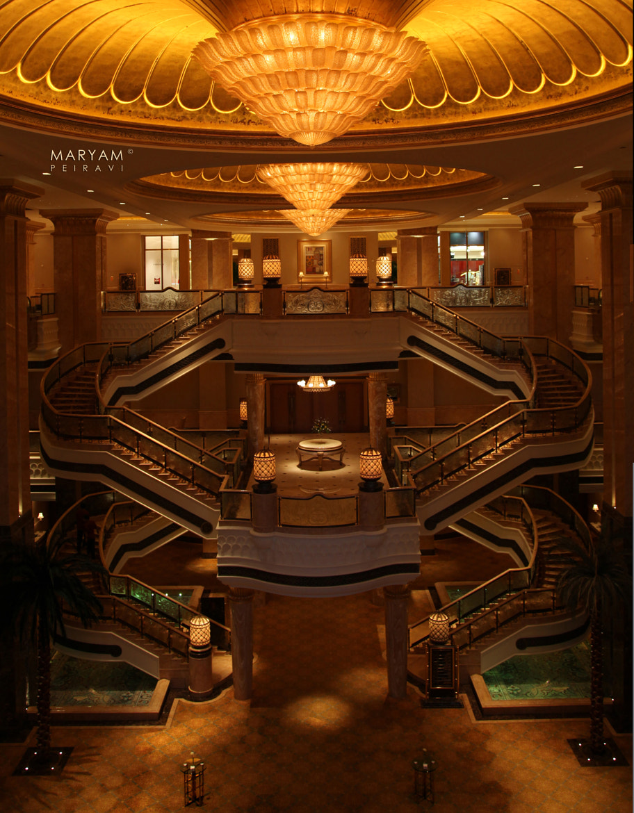 Photograph Emirates Palace by Maryam Peiravi on 500px