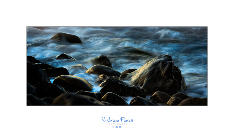 Blue Hour Rocks by Richard Paas on 500px.com
