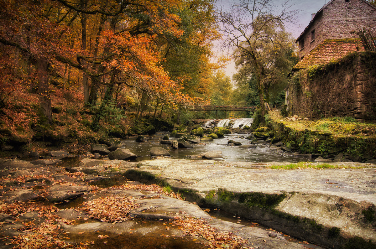 Photograph Mill On The Sedelle by Adrian Mills on 500px