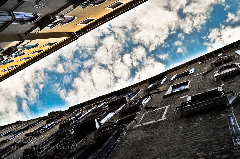 Photograph Skyroad by Saša Drobnjak on 500px
