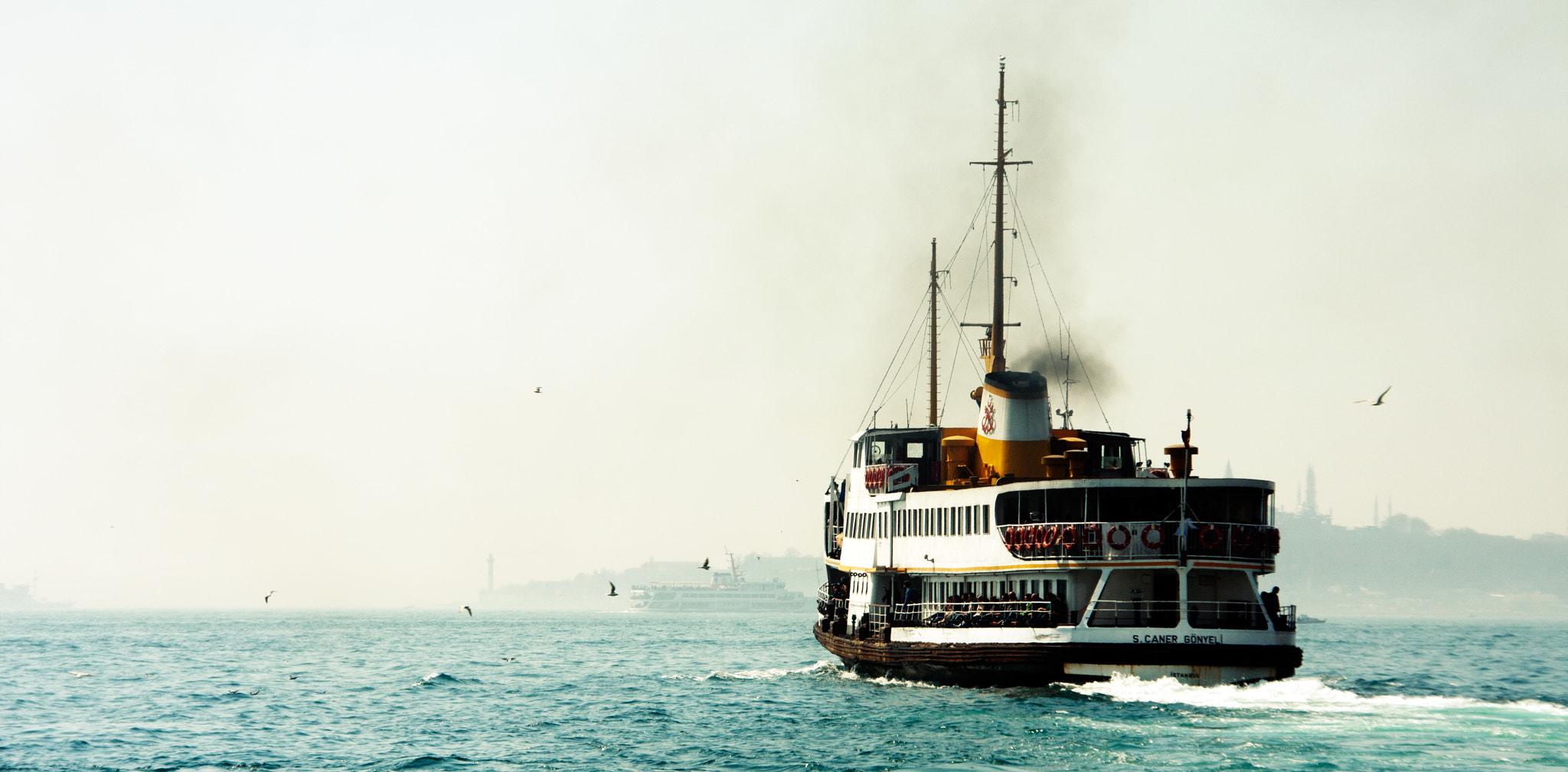 Photograph Transporting to Freedom by I. Volkan Gulum on 500px