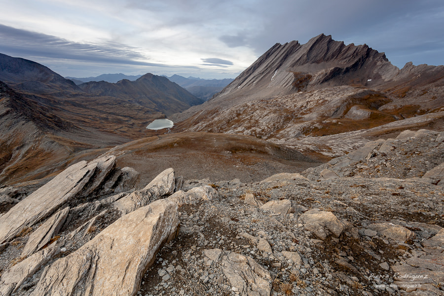 Photograph Taillante summit by Pierre Rodriguez on 500px