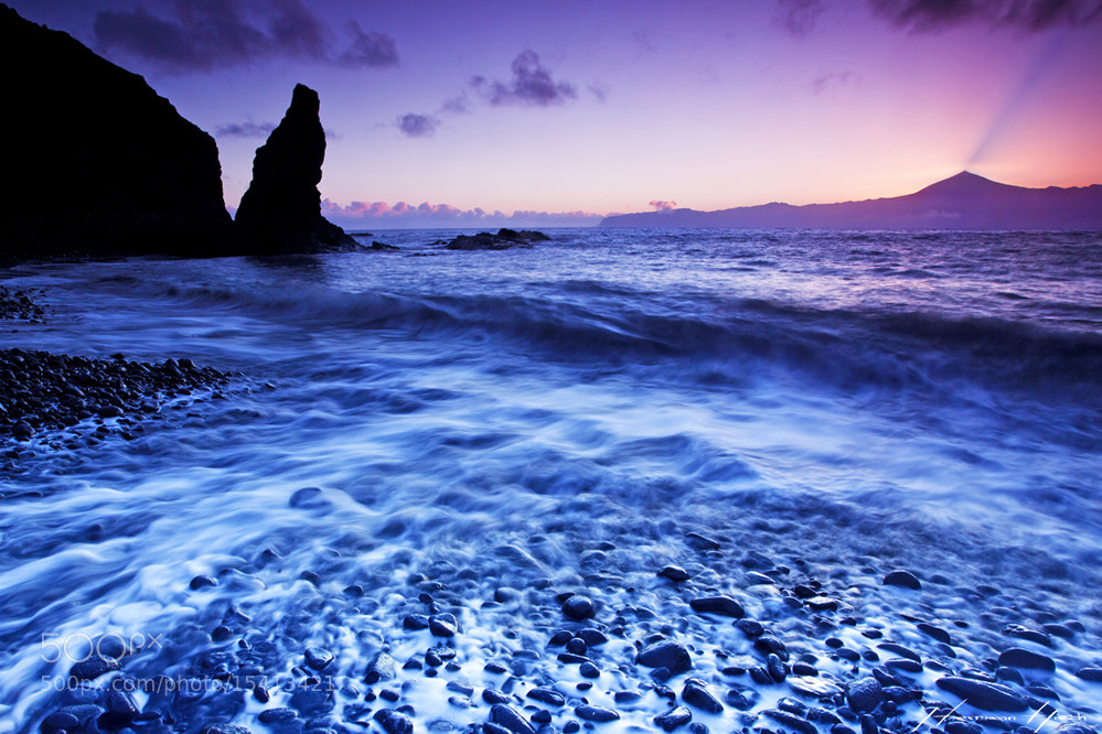 Photograph Good Morning La Gomera by Hermann Hirsch on 500px