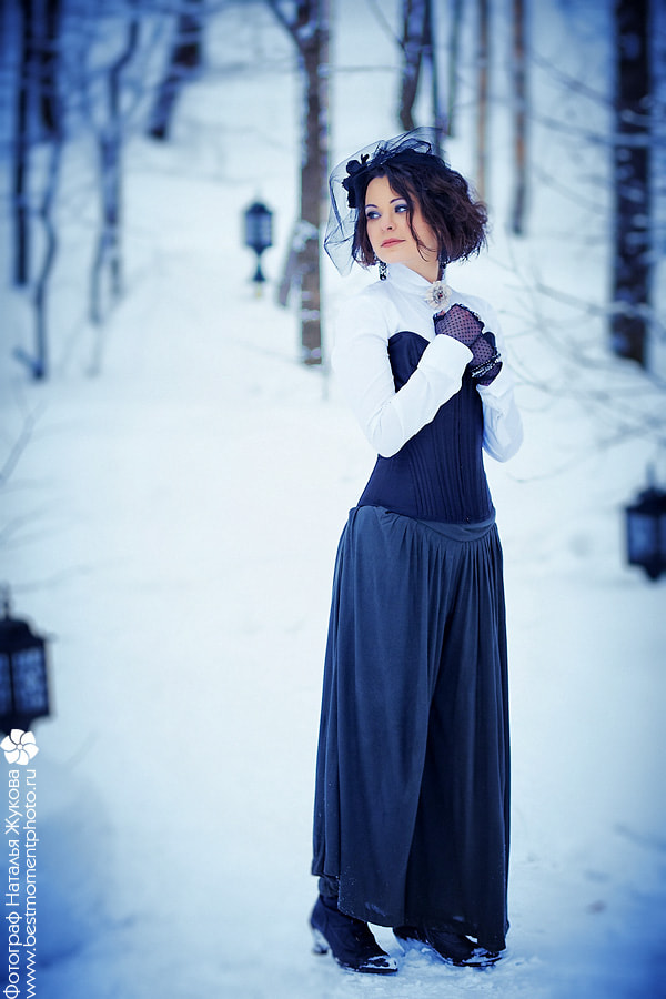Photograph Winter vintage by Natalya Zhukova on 500px