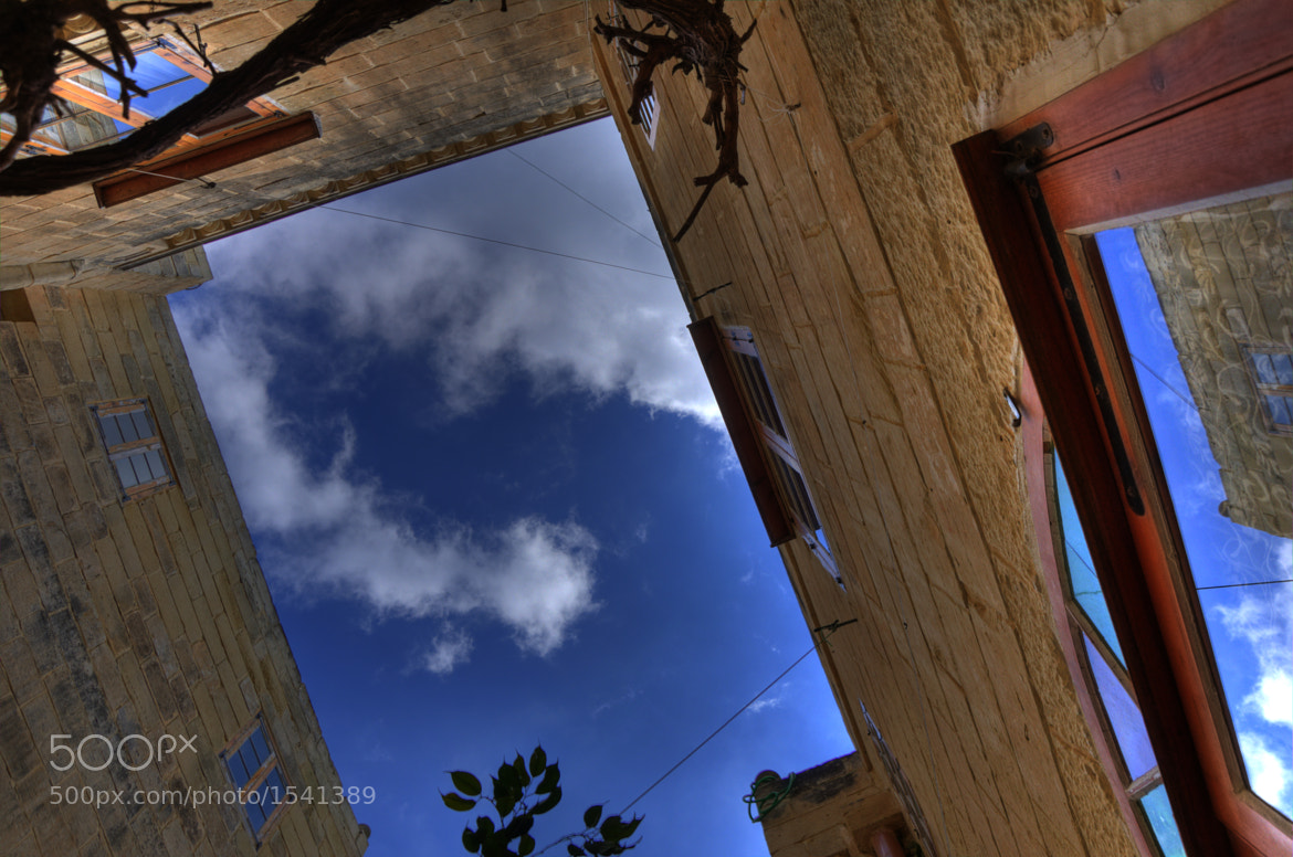 Photograph Ciapetti sky view by Joe Borg on 500px