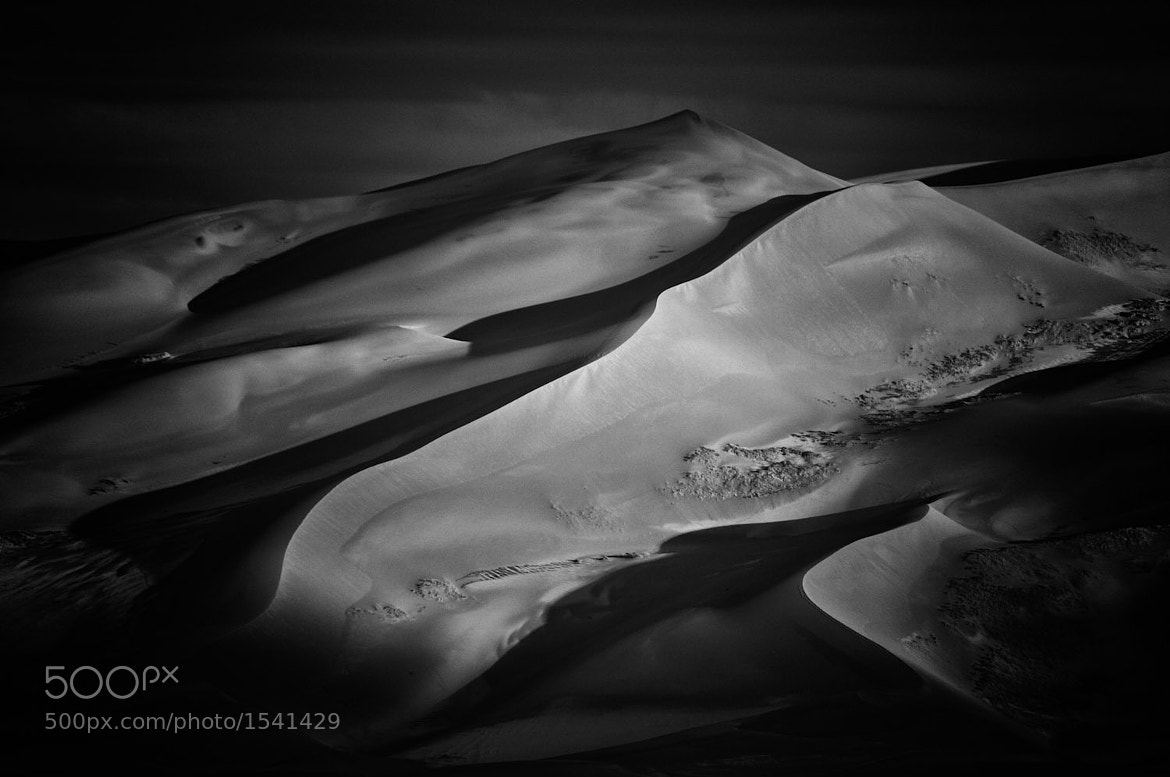 Photograph Sand Dunes  by Lucas  Gilman on 500px