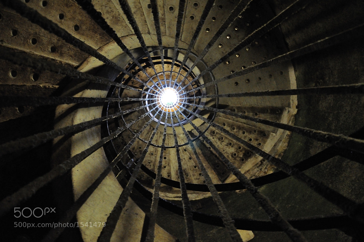 Photograph Spiral staircase by Joe Borg on 500px