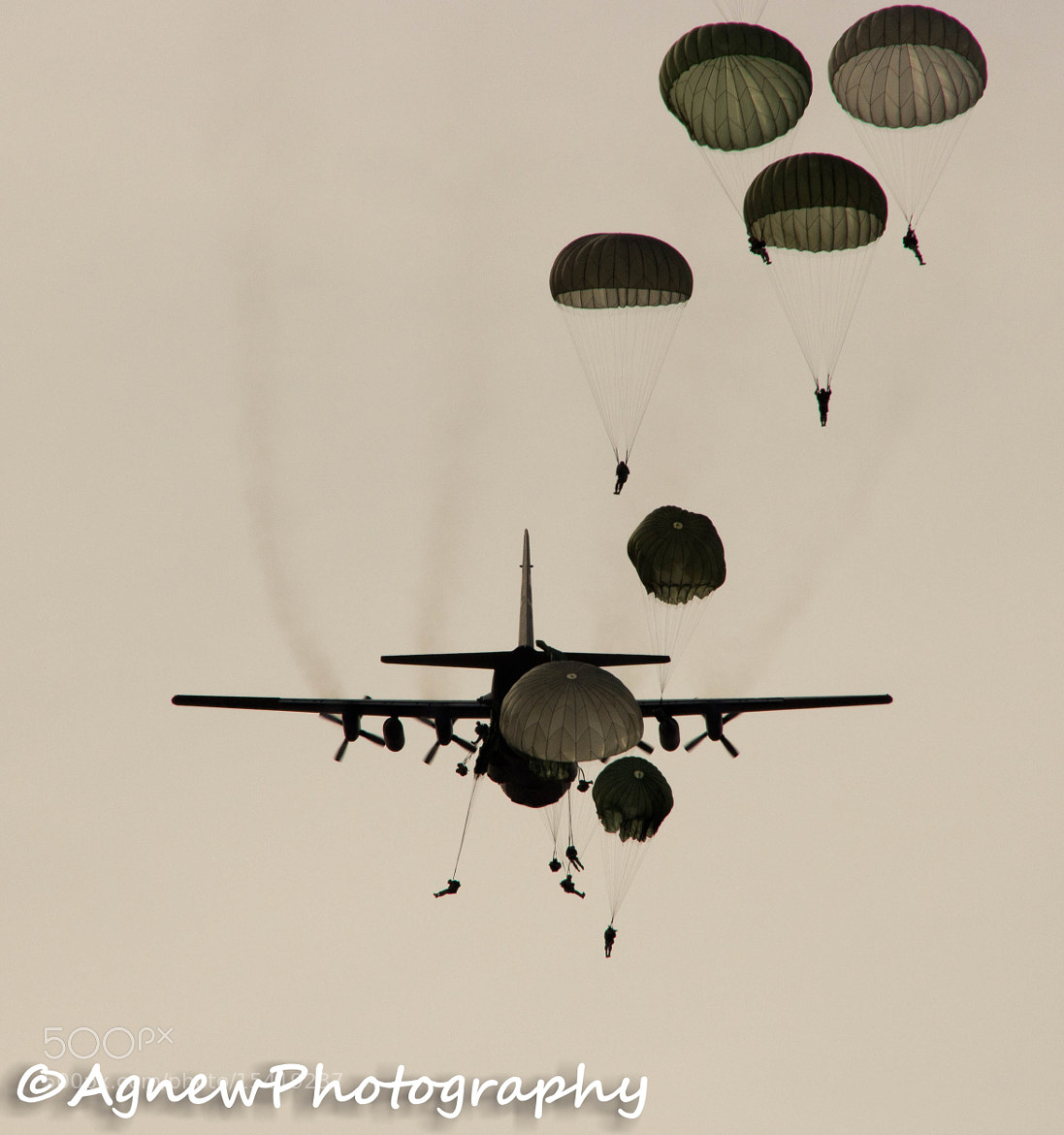 Photograph Jumping Paratroopers by Daniel Agnew on 500px