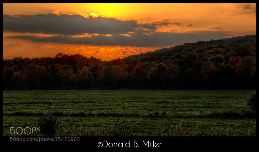 Photograph Sunset by Donald Miller on 500px